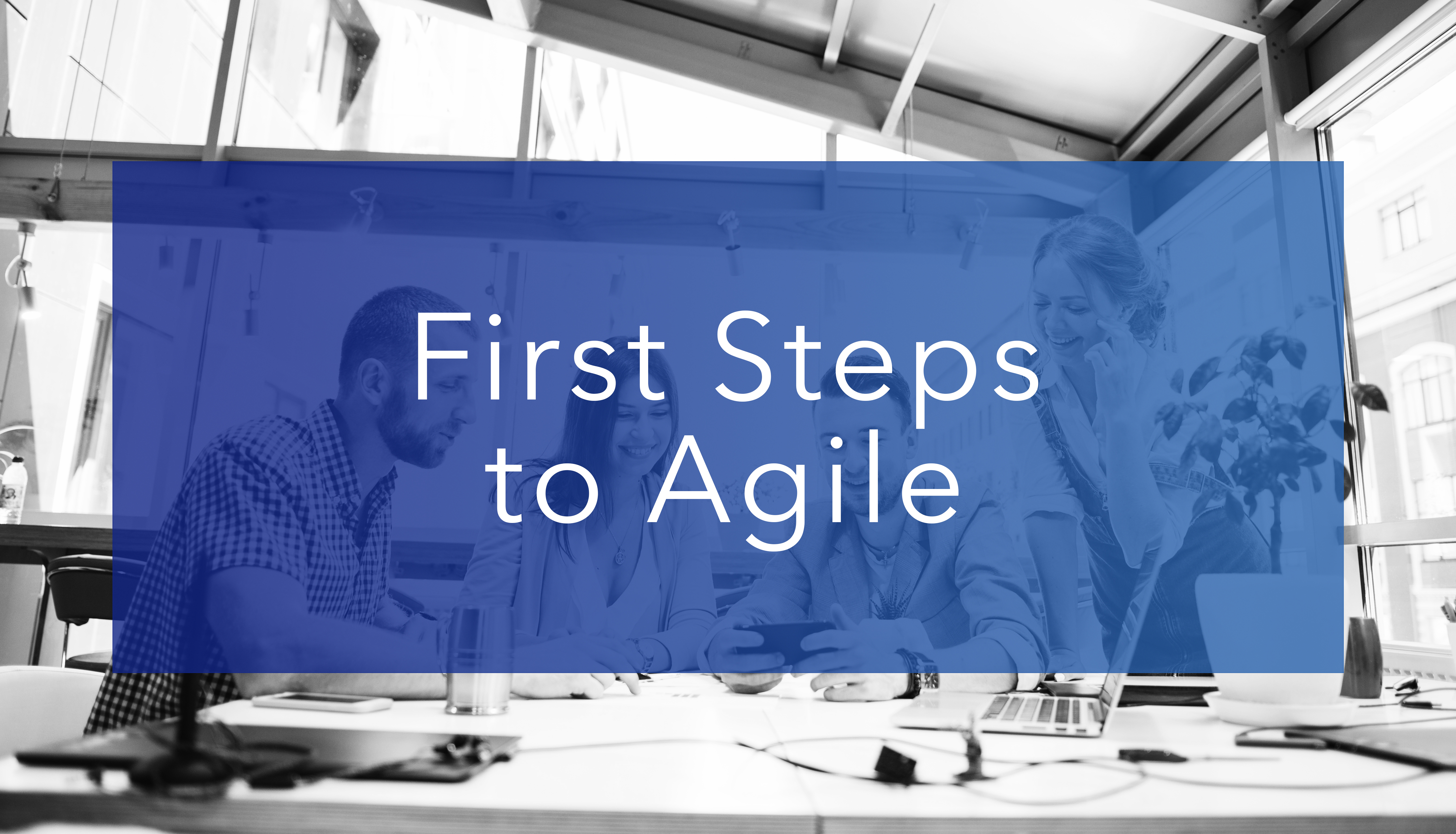 First Steps to Agile